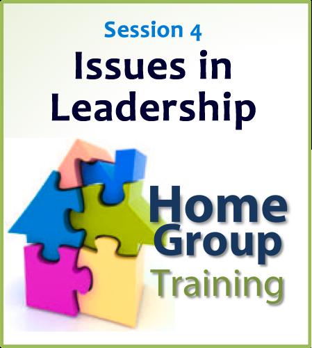 HGLT 4: Key Issues in Leadership