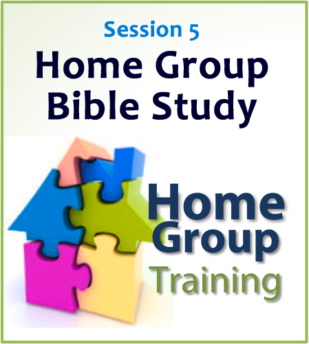 HGLT 5: Home Group Bible Study